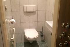 Toilet voorheen
